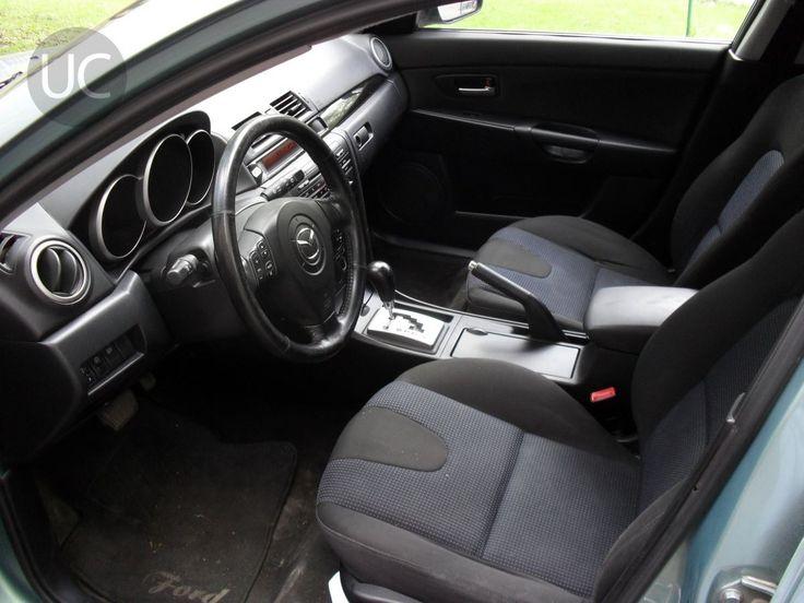 Mazda 3 2005 года  https://usedcars.ru/cars/2314058/  Город: Москва / Коробка передач: Автомат / Кузов: Хэтчбек / Привод: Передний / Руль: Левый / Двигатель: 1600 см3, Бензин / Год выпуска: 2005 / Состояние: б/у / Пробег: 99892 км / Цвет: Зеленый / Таможня: Растаможен