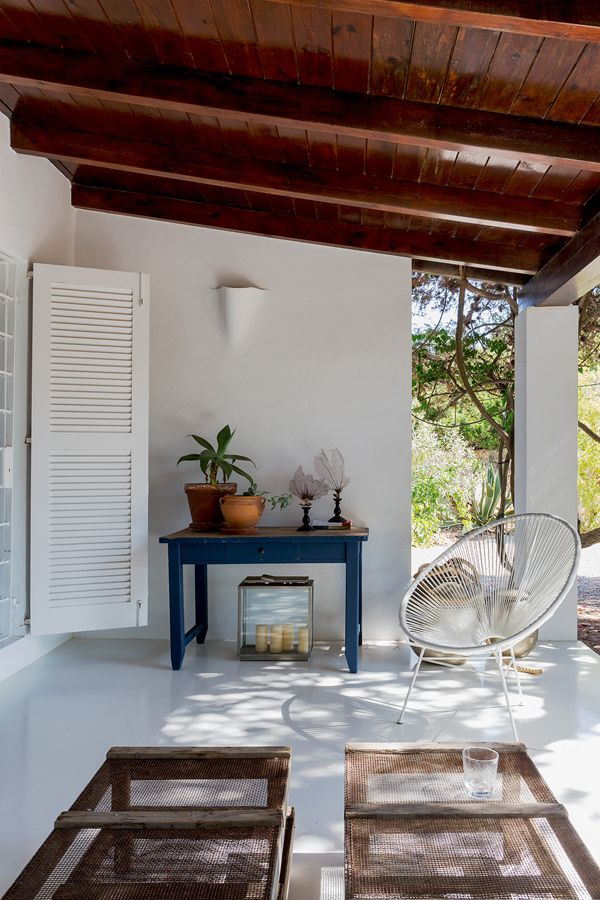 AN OLD WORKERS COTTAGE TURNED INTO A IBIZA HOME | THE STYLE FILES