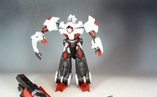 Transformers Animated Megatron complet Voyager