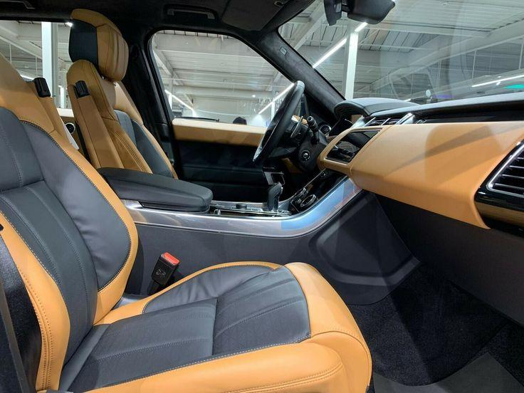 Land Rover Range Rover Sport in 2020 Range rover sport
