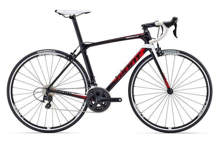 Giant TCR Advanced 2 2016 - Road Bike