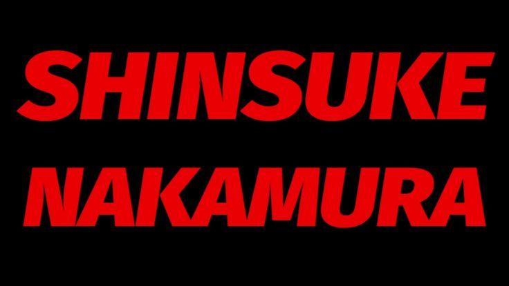 Shinsuke Nakamura Entrance Video