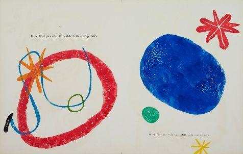 ポーラ美術館企画展 紙片の宇宙 シャガール、マティス、ミロ、ダリの挿絵本