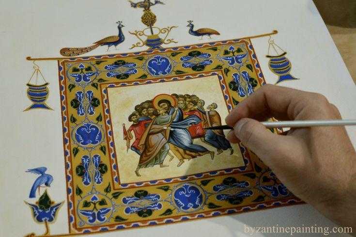 Religious miniature