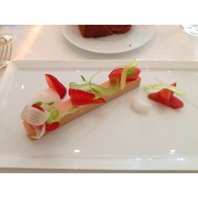 foie gras terrine at french laundry for your tummy. Black Bedroom Furniture Sets. Home Design Ideas