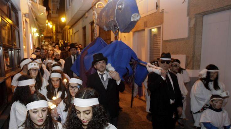 Viveiro despide al carnaval.