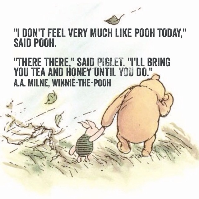 Piglet And Winnie The Pooh Quotes: Pooh And Piglet Quotes. QuotesGram