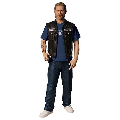 "Sons Of Anarchy 6"" Figure - Jax Teller Samcro Shirt Version"