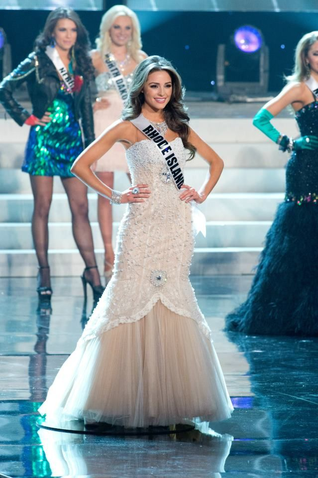 Photos of Miss Universe 2012 Olivia Culpo