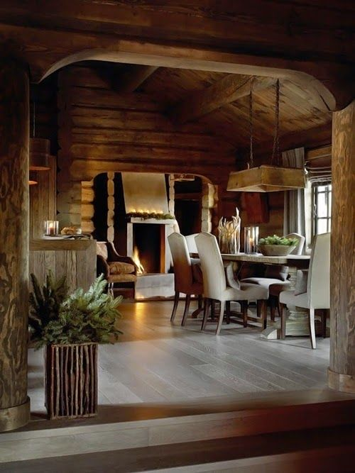 Norwegian Cottage Decor