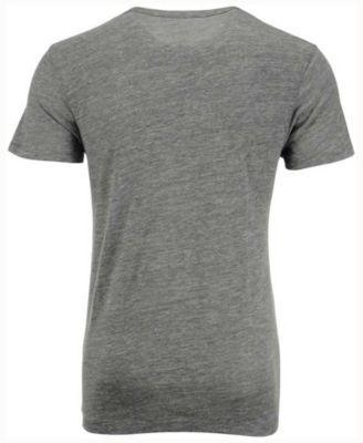'47 Brand Men's Swansea City Afc Club Team Crest Tri-State T-Shirt - Gray XXL