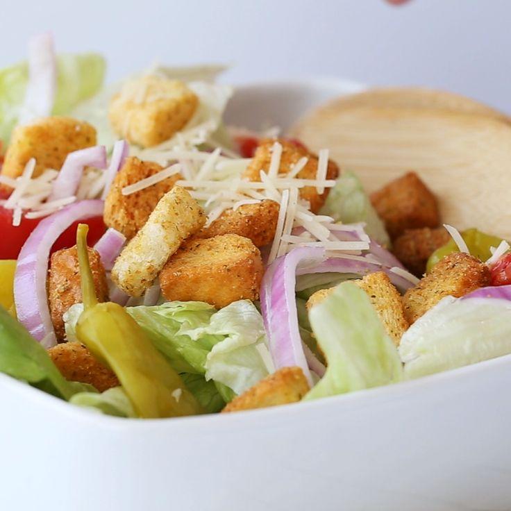 Nachahmer Olive Garden Salad Dressing   – The Cozy Cook