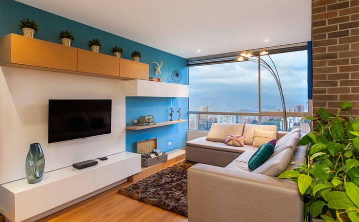 Un panel de TV mejorará en gran medida tu sala con una gran…