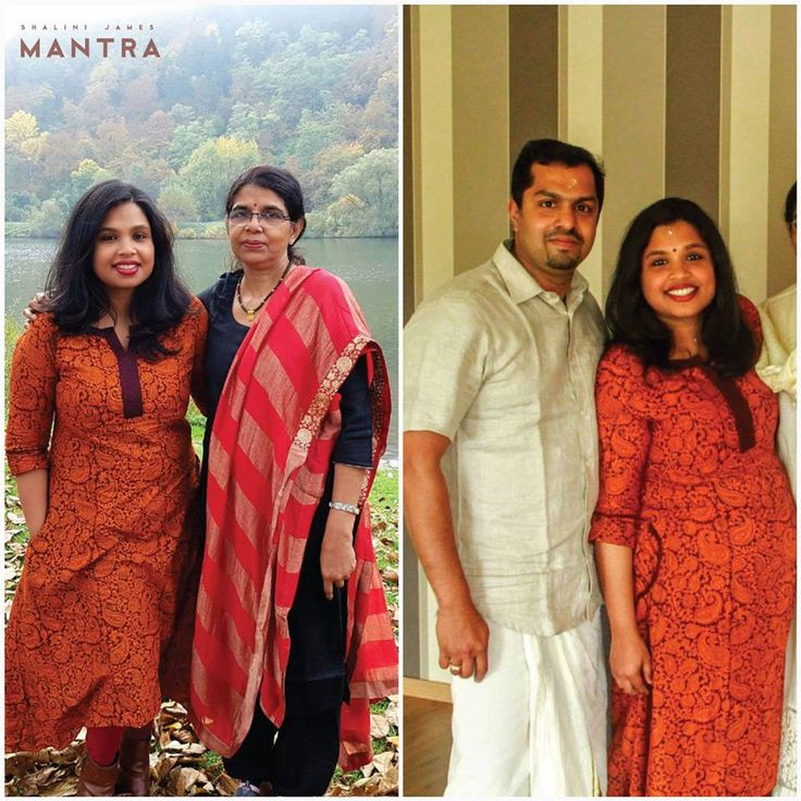 Thank you Anjana for greeting us with these lovely photographs of you in Mantra, all the way from Holland! Keep wearing that beautiful smile!  #MantraFamily #Mantra #ShaliniJamesMantra