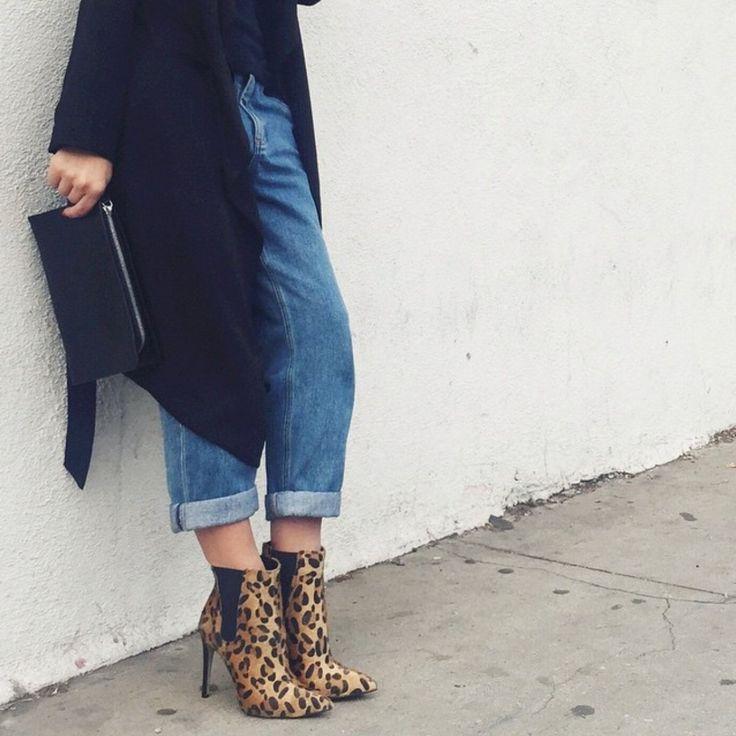 In love with SANTE ankle boots (cc: Bref une fille) #followSANTE #SanteBloggersSpot #shopSANTE