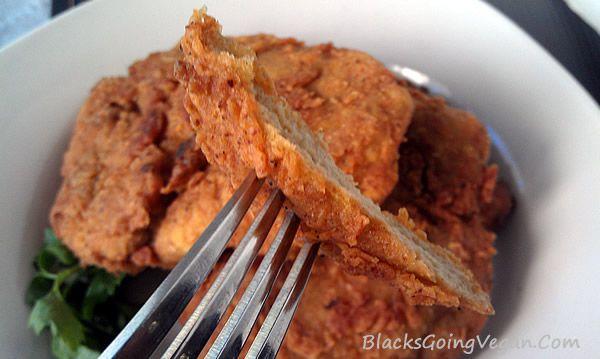 Seitan recipe chicken