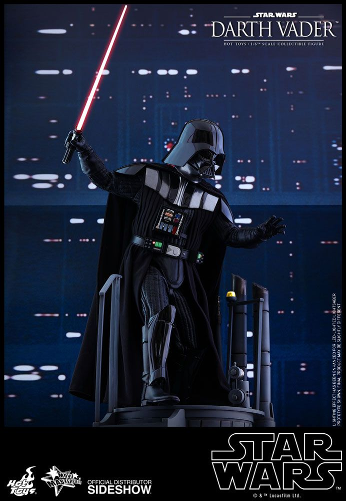 Star Wars Darth Vader Sixth Scale Figure By Hot Toys Affiliate Darth Ad Vader Star Wars In 2020 Darth Vader Star Wars Darth Star Wars Darth Vader