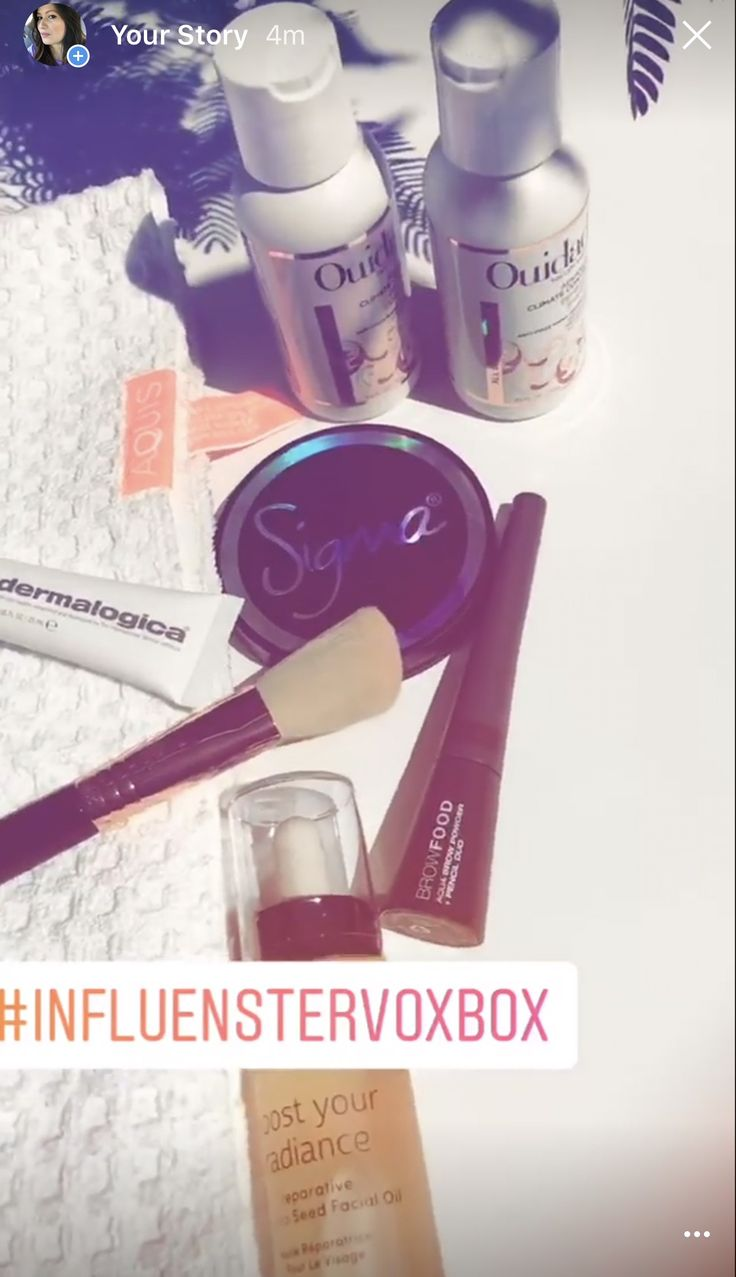 Thank you #influenster for this PoshVoxBox. There are so many fun and cool full size items to try from #aquishair towel #sigmabeauty blush and brush #julepbeauty facial oil #lashfood brows fix and #ouidad no more fizzy hair. All products are given to me for testing. #free