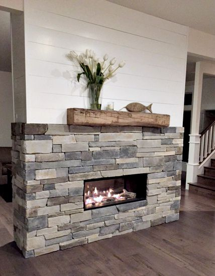 1000 Ideas About Linear Fireplace On Pinterest Gas