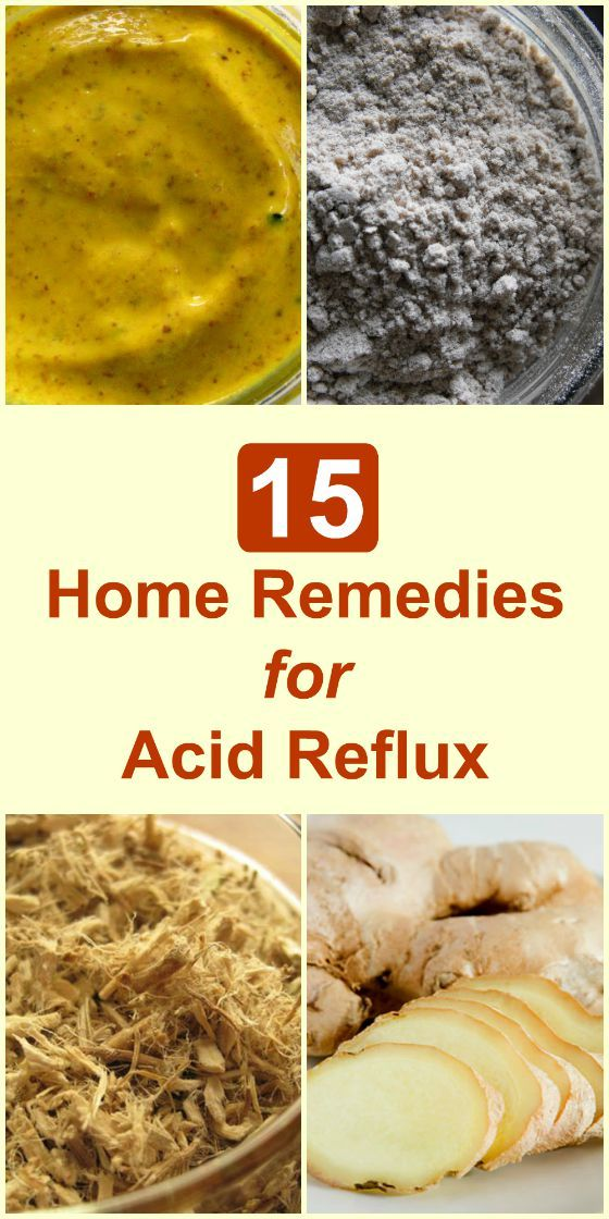 Most cases of acid reflux respond well to lifestyle changes and home remedies. Read on to learn how to get rid of acid reflux.