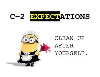 Minion Theme Class Expectations