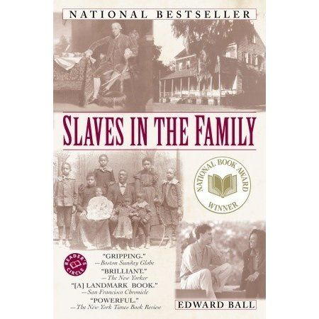 47 best family history memoirs images on pinterest book show journalist ball confronts the legacy of his familys slave owning past uncovering the story fandeluxe Images