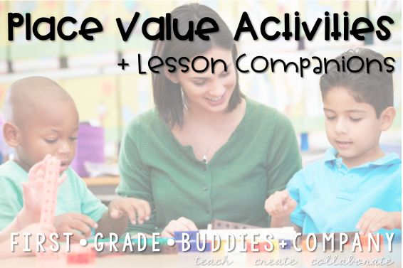 Teaching Place Value? Here are several activities we do with our Place Value Unit to get the kiddos up and moving! We start by doing th...