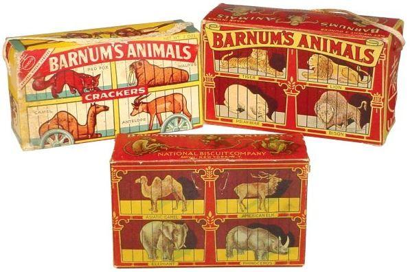 Origins of Animal Crackers