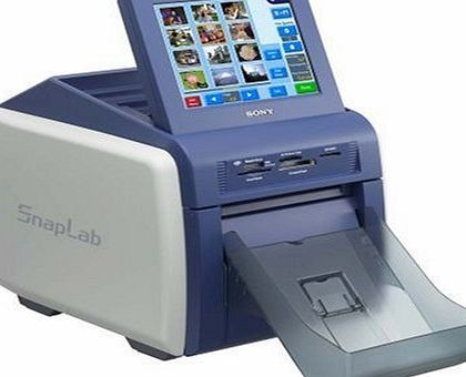 Sony UP-CR10L SnapLab Digital Photo Printer for Up To 5x7`` Prints No description (Barcode EAN = 4901780984329). http://www.comparestoreprices.co.uk/december-2016-week-1-b/sony-up-cr10l-snaplab-digital-photo-printer-for-up-to-5x7-prints.asp