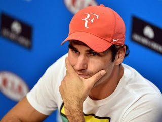 Blog Esportivo do Suíço: Federer anuncia cirurgia no joelho e ficará afastado das quadras