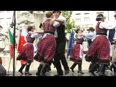 Maros Művészegyüttes Erdélyből - YouTube