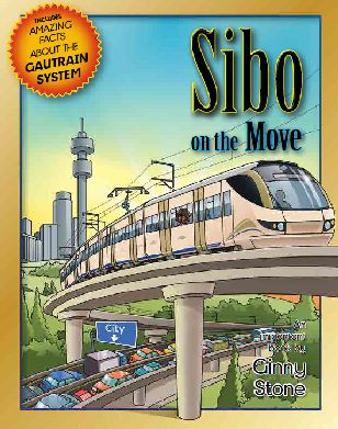 Sibo on the Move was commissioned by Gautrain in 2016.