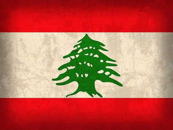 Flag of Lebanon. It was designed to be a neutral flag, not allied to any one of Lebanon's religious groups. The red stripes symbolize the pure blood shed in the aim of liberation. The white stripe symbolizes peace, and the white snow covering Lebanon's mountains. The green cedar, (Species: Cedrus libani or Lebanon Cedar) symbolizes immortality and steadiness.