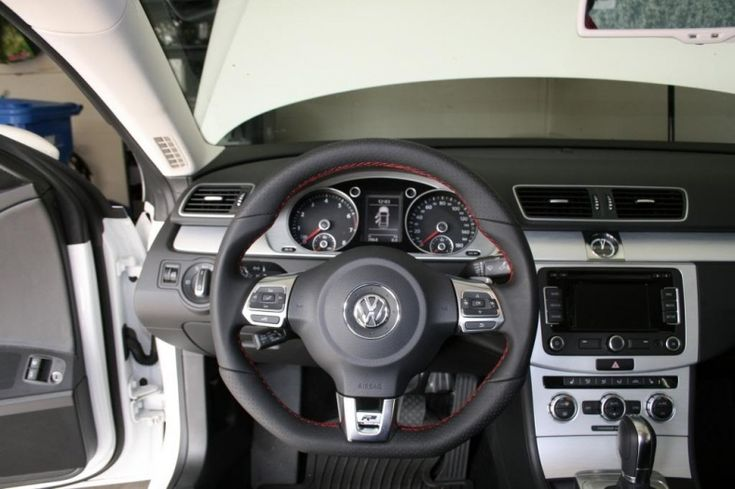 Vw Cc R Line Steering Wheel