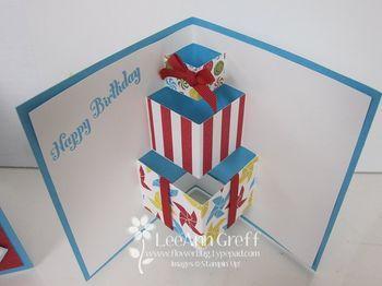 Pop Up Birthday Card tutorial