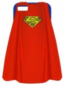 Superman 3D Cape iPhone 5s Case