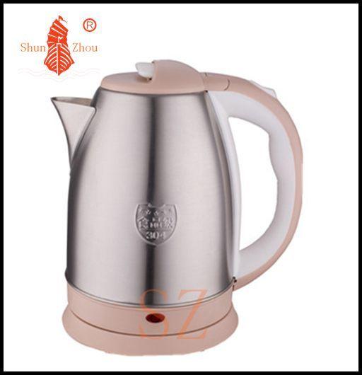 SS Electric Kettle Zhanjiang Water Kettle/Tea Kettle 1.8L Hot Product