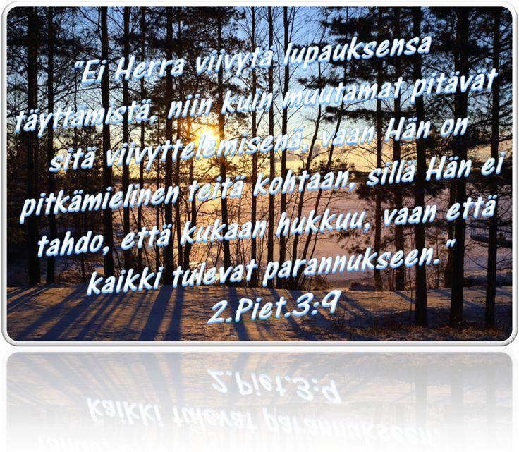 2.Piet.3:9