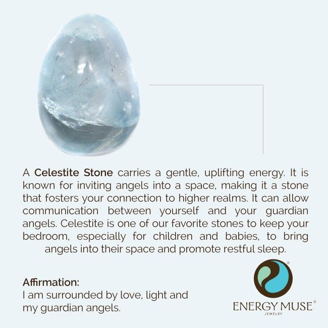 Celestite Stone