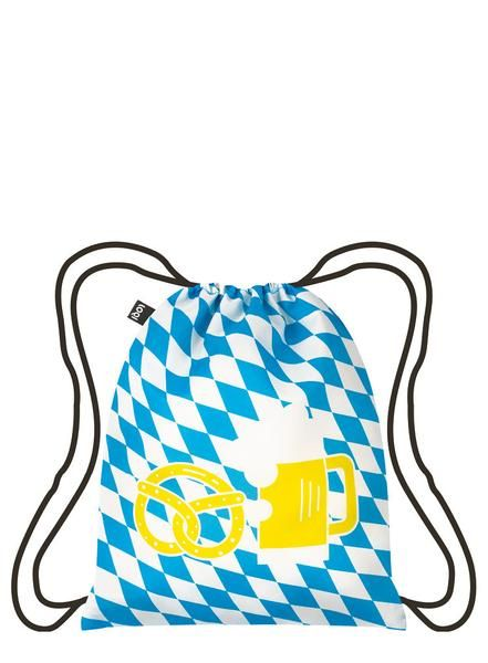 #Backpack# Rucksack# Sac à dos# Mochila# A trip to the tip-top of the Tour Eiffel. A song of stars and stripes. A red ride down Abbey Road. Beer and Brezeln in Bavaria. Take off with the TRAVEL collection.