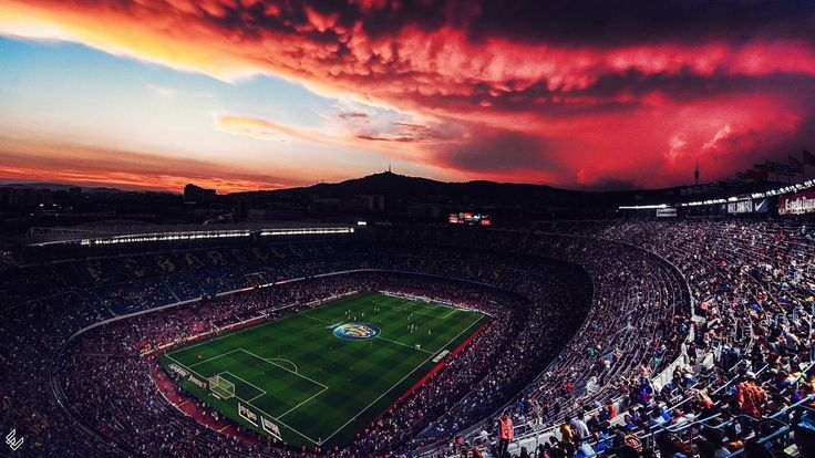 @FCBarcelona Nou Camp Wallpaper #FCB