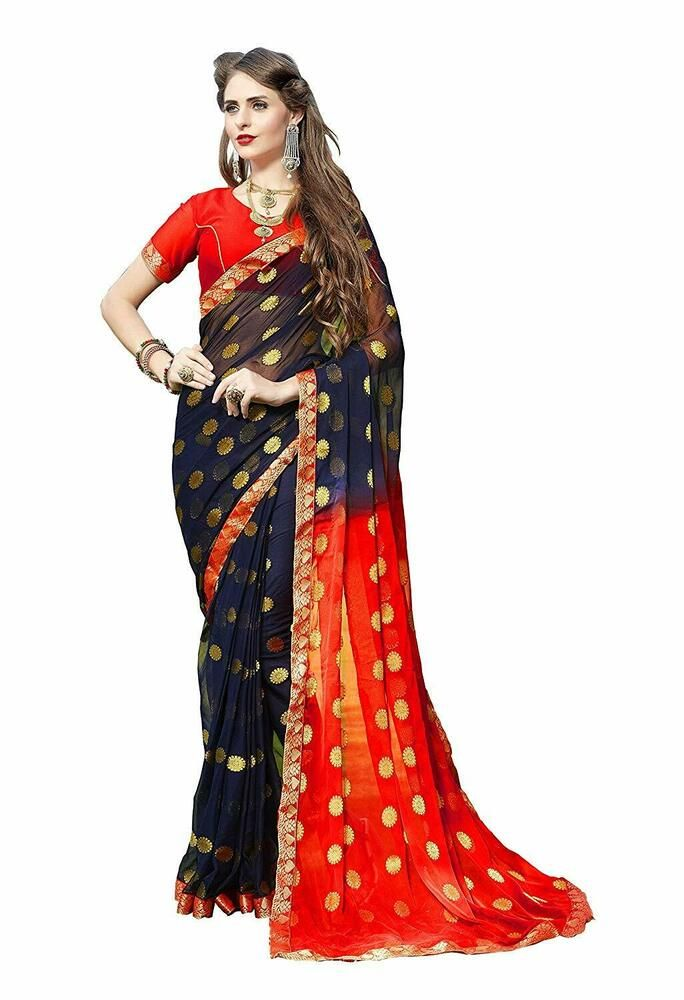 49abe32f6f8278 Indian Traditional Ethnic Saree Party Wear Bollywood Designer Wedding Sari  #fashion #clothing #shoes #accessories #worldtraditionalclothing  #indiapakistan ...