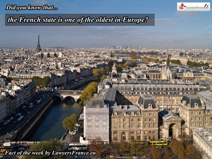 New Fact of the Week from our #lawyers in #France www.lawyersfrance.eu #newfactoftheweek