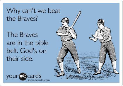 The Atlanta Braves
