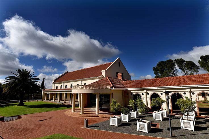 University of the Free State, Bloemfontein Campus, Centenary Complex (Photo: Charl Devenish)