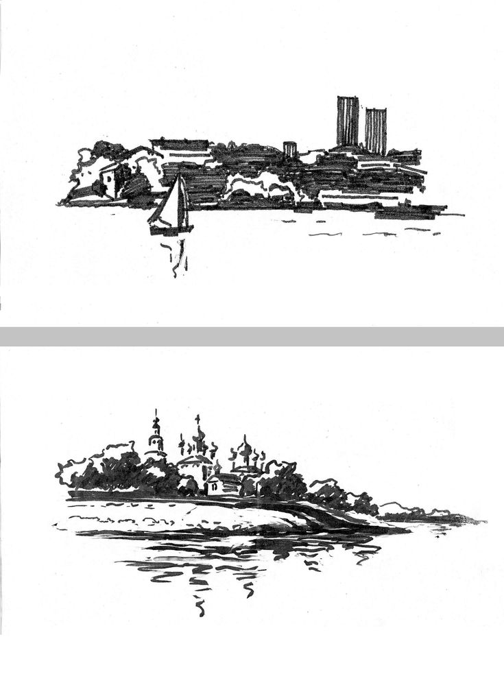 Путевые зарисовки- 5