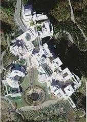 Getty Center, Richard Meier