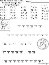 George Washington code