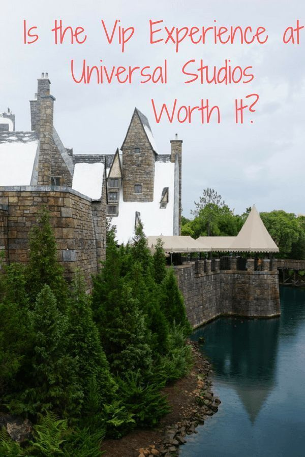 Is the VIP Experience at Universal Studios Florida and Islands of Adventure Worth It?