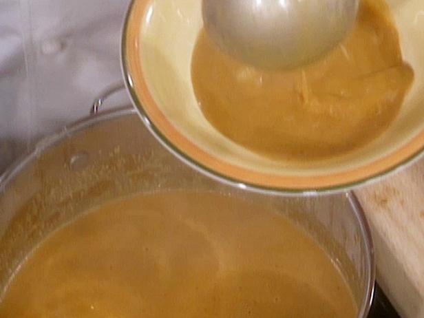 Food Network Wolfgang Puck Mushroom Soup